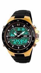 Skmei 1016 Gold Wrist Watch - Original