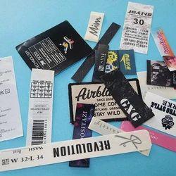 Soft Edge Printed Labels