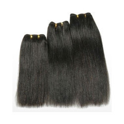 Double Drawn Weft