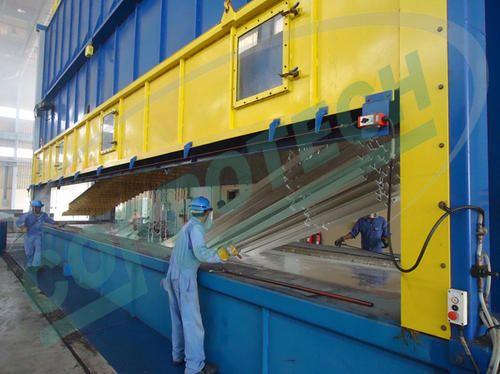 Pulse Fired High Velocity Galvanizing Furnace