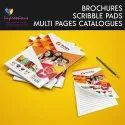 Product Catalogue and Scribble Pads Printing Services