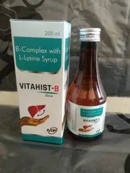 B-COMPLEX WITH LYSINE SYRUP