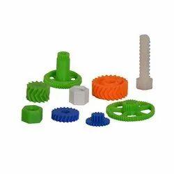 FDM and SLA 3d Model Designer 3D Printed Automotive Parts Model