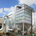 Brass Recycling Plant Air Pollution Control Device