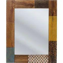 Mirror Frame, Size/dimension: 24 X 18 X 1.5 Inches