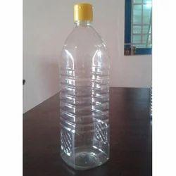 Square Pet Bottle, Capacity: 1 Litre
