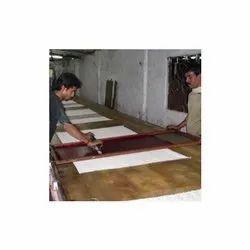 Polyester Chiffon Fabric Printing Service, in Pan India