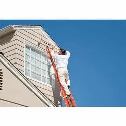 Exterior Painting Service, Type Of Property Covered: Commercial, Wall Texture Painting