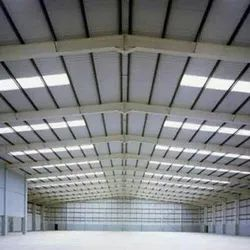 Steel Factory Roofing Shed