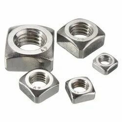 Etching Square Nut