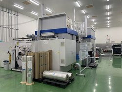 SOMA Model: FLEX PREMIA 1270-8-WG, 8 Colours CI Flexo Printing Machines