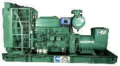 Generators On Hire For Factories