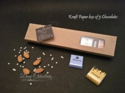 Kraft Paper Box Of 5 Chocolates