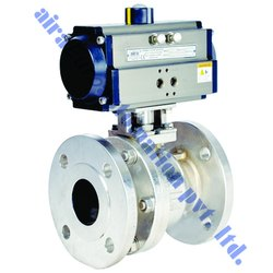 Pneumatic 2 Piece Pneumatic Ball Valve