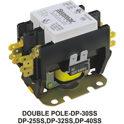 DP-2 Pole Definite Purpose Contactor