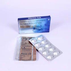 Coenzyme Q & Vitamin E Tablets