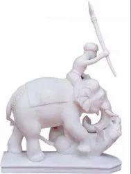 Shikar Statue