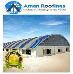 Curve Roof Design Structural Roof Shed