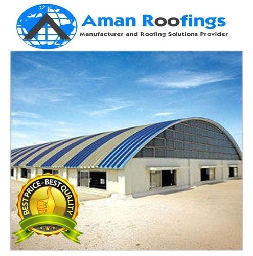 Steel Curve Roof Design Structural Roof Shed