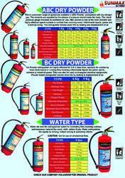 ABC Powder Type Fire Extinguisher 06 Kg