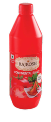 RAJKOSH CONTINENTAL SAUCE, Packaging Size: 950 Gm