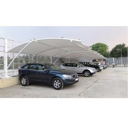 Modular Tensile Car Parking Structures
