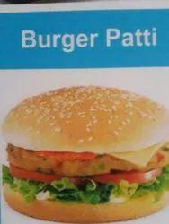 Potato Green Peas Vegetable Fry Veg Burger