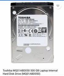Toshiba 500Gb Internal Hard Disk For Laptop