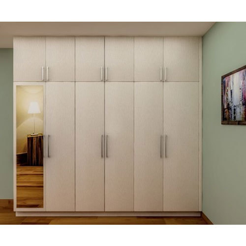 Wood Ramu Gold Bedroom Wardrobe Rs 800 Square Feet Ramu Enterprises Id 16434923433