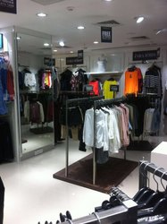Retail Garment Stands
