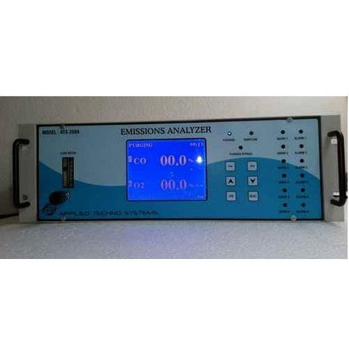 Applied Techno Systems NOX Gas Analyser, ATS 208A, for Laboratory Use