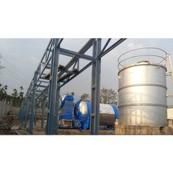 Mild Steel Storage Tank Erection Services, Pan India