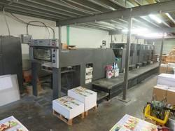 Heidelberg SM 74-5H L 5 Color Used Offset Press Machine
