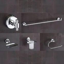 Chrome Plated Bathroom Accessories
