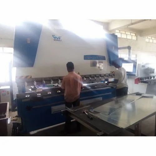 CNC Shearing Fabrication Service