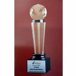 Verisign Round Trophy