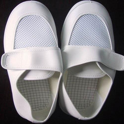 Non Woven Fabric  Anti Static ESD Shoes