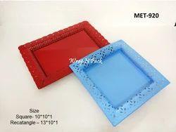 Metal Platters