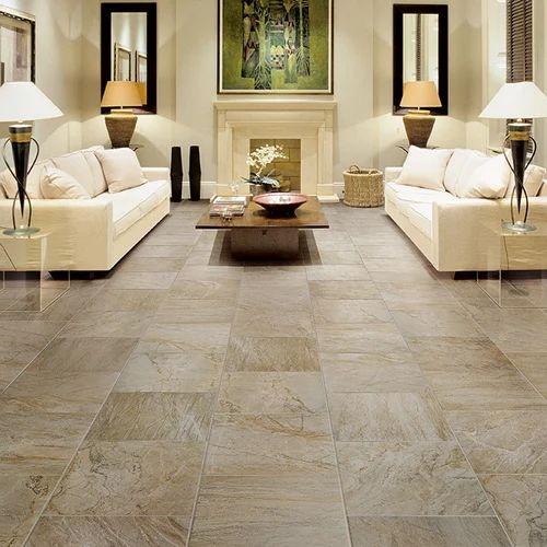 White Ceramic Floor Tiles Rs 700 Box Hindustan Marble