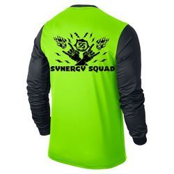 Polyester Dry Fit Sports Jersey