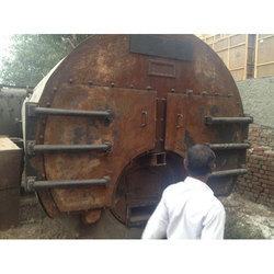 Used IBL Water Cum Smoke Tube Steam Boiler with Turbine