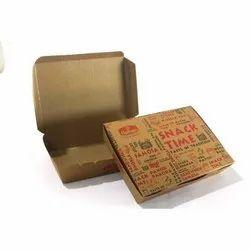Printed Samosa Boxes