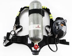 Fire Safety Breathing Apparatus Firefighting