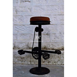 Cycle Bar Stool