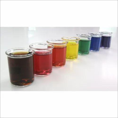 Storage manufacture pigments