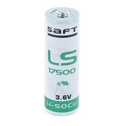 Saft LS17500 3.6V Lithium Battery