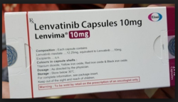 Lung Canser Lung Cancer LENVIMA 10MG