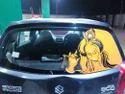 Car Back Sticker- Krishna(100)