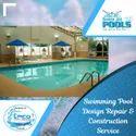 Swimming Pool Design Repair & Construction Service