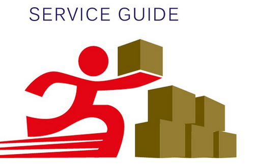 SMS Tracking Service and Service Guide Courier Service Service